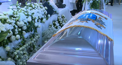 PHOTOS: Ex-Beauty Queen, Ibidunni Ighodalo, Laid To Rest