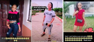 Lady Kills Her Lesbian Partner In Delta State Because She Caught Her Sleeping With A Man