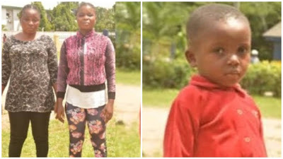 PHOTOS: Two Women In Police Net For Stealing 2-year-old Boy