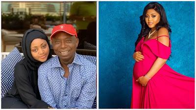 VIDEO: I'll Be Beside My Wife, Regina Daniels In Labour Room - Ned Nwoko