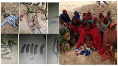 PHOTOS: Troops Kill 15 Insurgents, Rescue 32 Women And Children