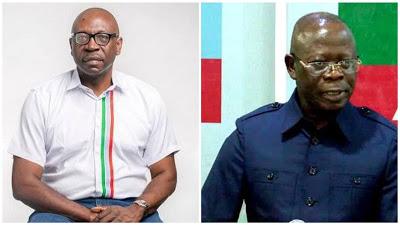 Oshiomhole Can't Make You Governor – PDP Attacks Pastor Ize-Iyamu