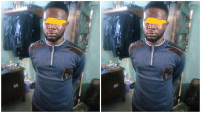 Police Nab A 22-year-old Man For Raping A 10-year-old