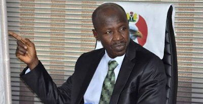 EFCC Has Recovered N980billion Assets, Secures 2,240 Convictions In 5years - Magu