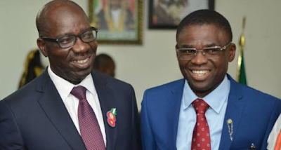 Obaseki Will Be Re-elected As Governor — APC Chairman