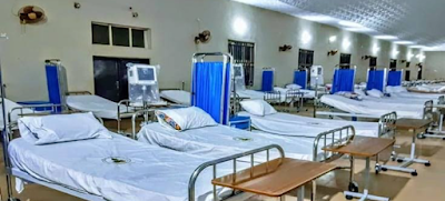 Oyo Discharges 96 COVID-19 Patients