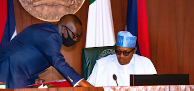 I Will No Longer Tolerate Excuses – Buhari Warns Security Chiefs