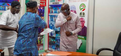 PDP Grants Obaseki Waiver To Contest Governorship Election, Urges Other Aspirants To Step Down