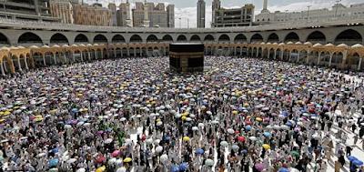 Saudi Arabia Cut Down Hajj Pilgrims From Over 2 Million To 1,000 People