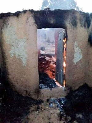 Bandits Attack Niger Villages, Kill 2, Raze Many Houses
