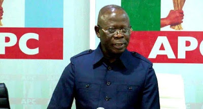 JUST IN: Suspension On Oshiomhole Lifted By Edo APC Ward