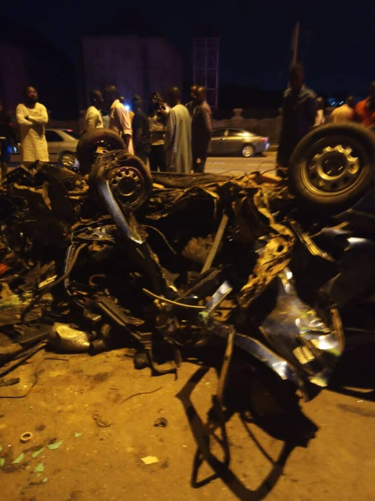 Accident Claim 3 Lives In Abuja (Video)