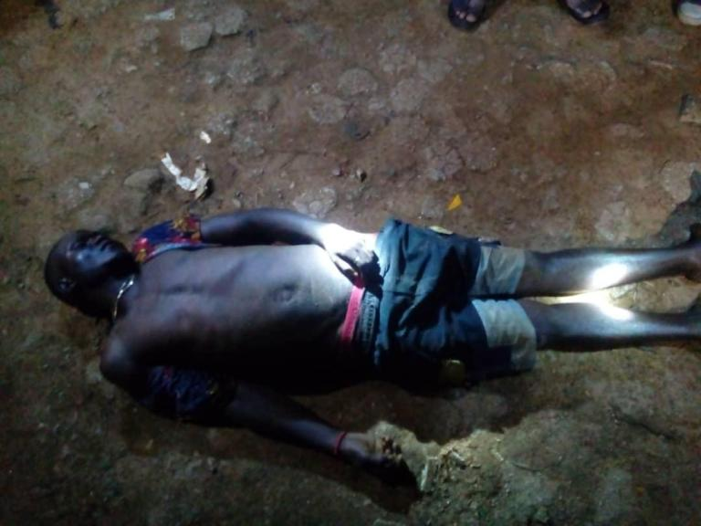 Teenager Trying To Rescue A Drunk Man Shot Dead By DSS Operatives