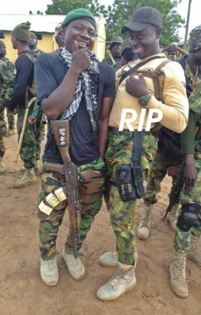 Armed Bandits Ambush And Killed 18 Soldiers In Katsina (Photos)