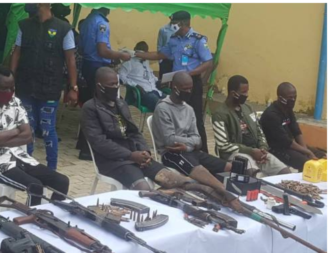 Police Arrest Pastor For Kidnapping Dispatch Rider, Reveal Shocking Reason