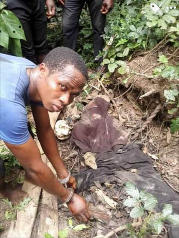 Serial Killer Nabbed In Abia State (Photos)