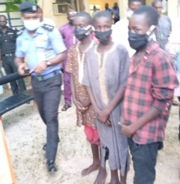Police Nab 3 Boys For Gang-r*ping And Drowning A 13-year-old Girl