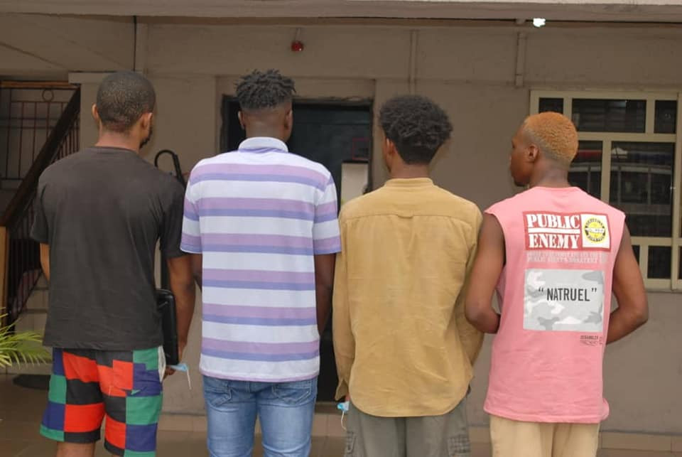 EFCC Arrests 4 UNIPORT Students Over $111,500 Internet Fraud