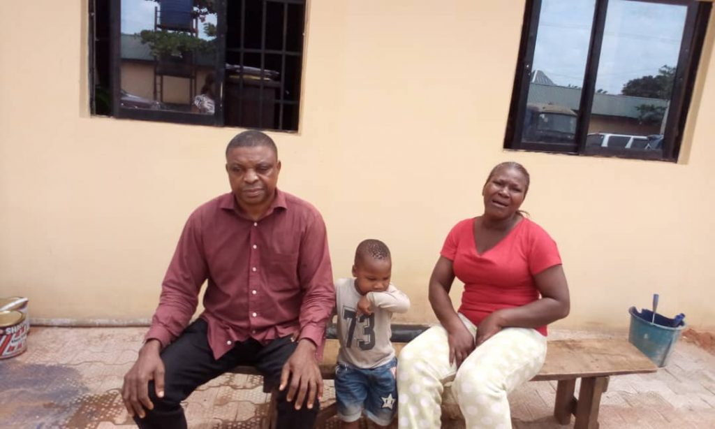 Police Arrest Child Stealing Couple In Anambra