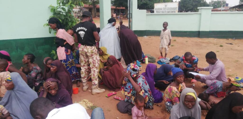 Troops Bust Terrorists Cell, Recover Weapons, 410 Members Surrenders