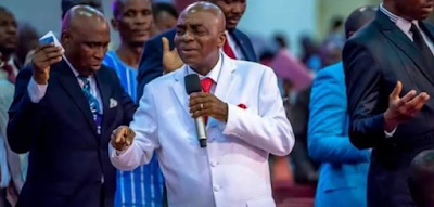 COVID-19 A Mere Noise From Hell, It's Just Like Fever Oyedepo (Video)