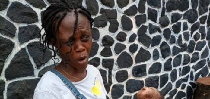 Woman Dumps Own New Baby Inside Pit Toilet (Photo)