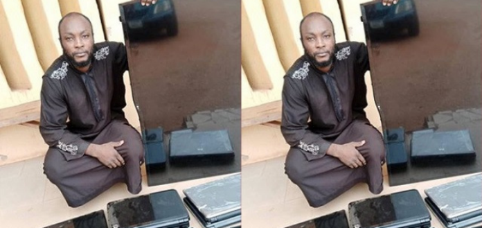 Police Nap Notorious Robber After Trying To R*pe A Widow In Front Of Her Kids