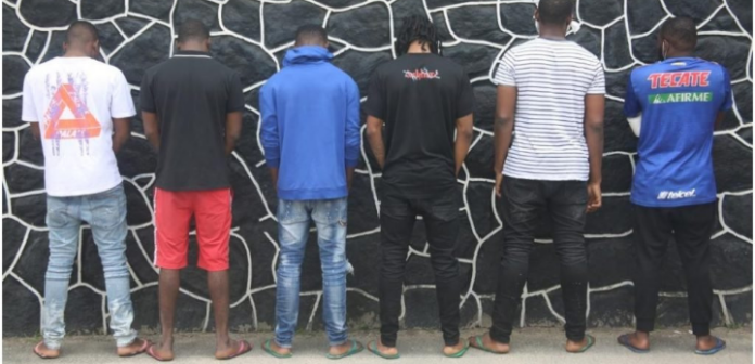 EFCC Arrests 15 Fraudsters In Lagos