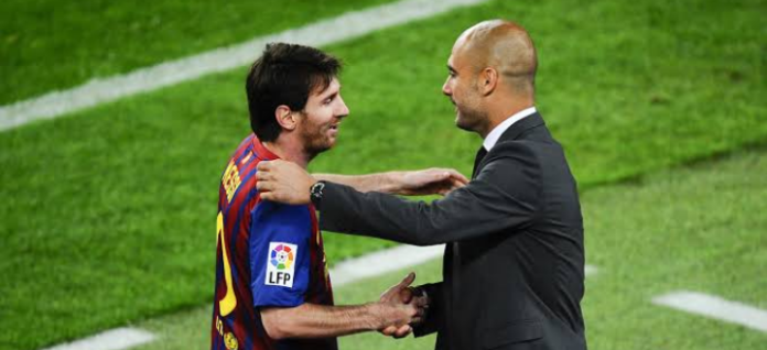 Pep Guardiola Spotted in Barcelona For Lionel Messi Talks