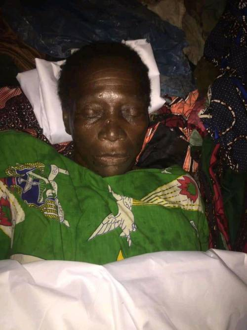 Bandits Attacked Kaduna Village, Kill Village Head, 3 Family Members (Graphic Photos)