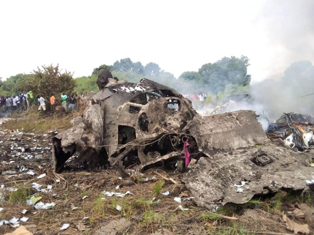 UN Cargo Plane Crash In South Sudan, Killed 7