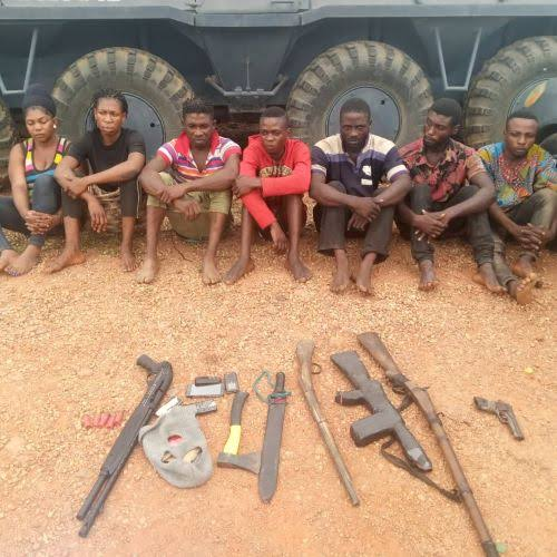 Police Arrests Lady For Faking Her Kidnap To Extort Her Parents