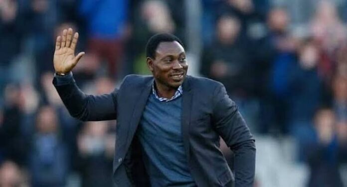 Buhari Appoints Daniel Amokachi As Special Adviser On Sports