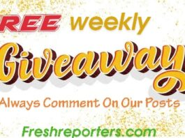 free airtime Giveaway for the best commeners