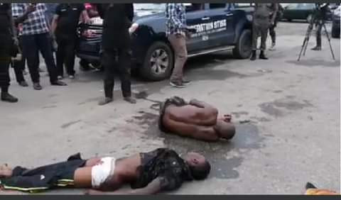 Rivers Notorious Criminal 'Bobrisky' Arrested By Police