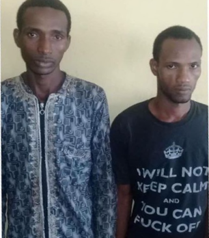Police Arrests 2 Herdsmen For Robbing A Family And Defiling Their 16-year-old Daughter