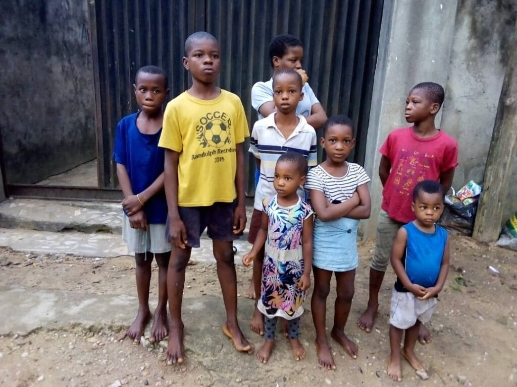 8 Children Rescued As Police Arrests Child Traffickers In Anambra
