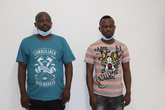 Two Nigerians Arrested For Stealing 2.388m Euros From German State