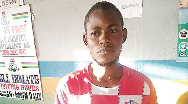Police arrests teacher for defiling a 15-year-old WAEC candidate