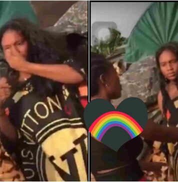 [VIDEO] Slay Queen Received Beatings For Dating This Girl's Father
