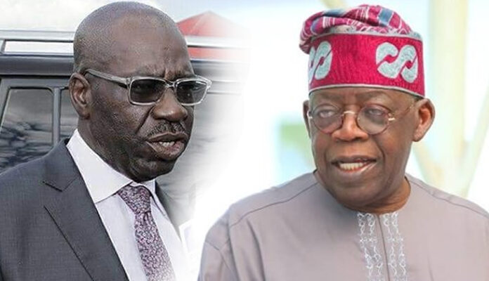 Obaseki Replies Tinubu Says