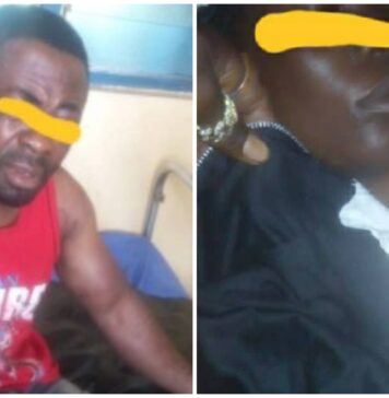 Man Attempting to Kill Woman For Rituals Nabbed In Anambra (Photos)