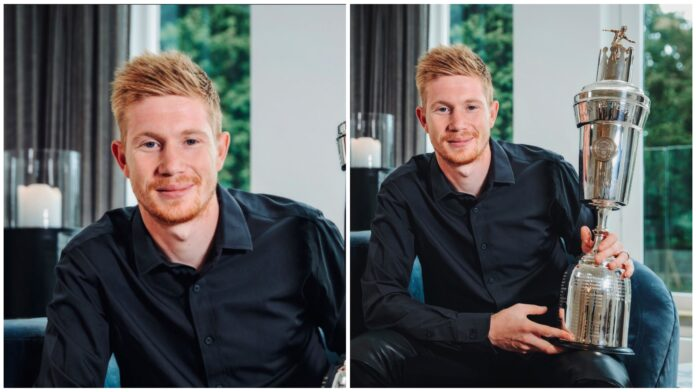 Kevin De Bruyne Wins PFA Player Of The Year