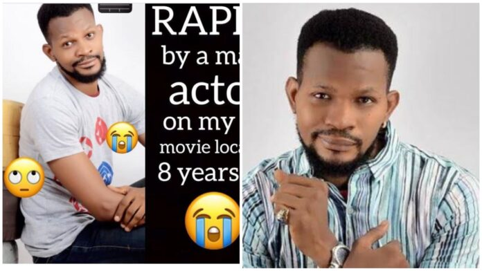 I Was Raped By A Nollywood Actor, Homosexuality Taking Over Nollywood -Uche Maduagwu Claims