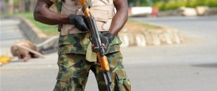 Soldier Kill 9-year-old