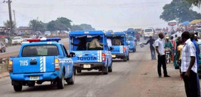 Man Arrested For Stealing FRSC Van In Abuja