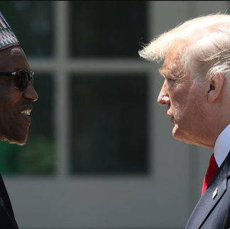 Trump Looked At Me In The Face And Asked 'Why Are You Killing Christians' - Buhari