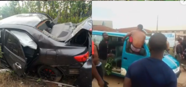 Protest As SARS Chased 3 Internet Fraudsters To Death In Osogbo