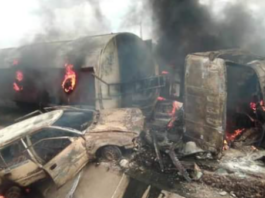 Tanker Explosion Burnt At Least 25 Persons To Death In Kogi State