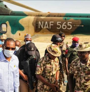 Again!!! Soldiers, Policemen Killed As Terrorists Attack Borno Governor's Convoy